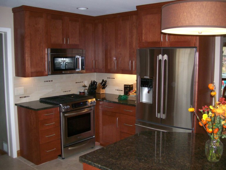 CW Cabinet Company Kitchen